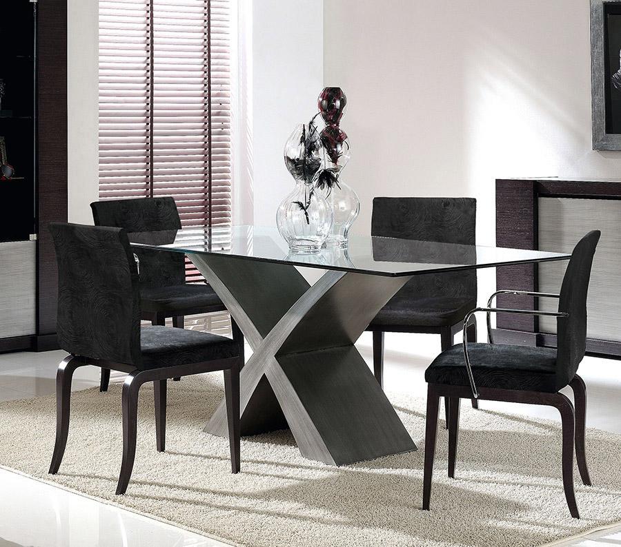 Mesa y silla de comedor MSC015 | Muebles Lara