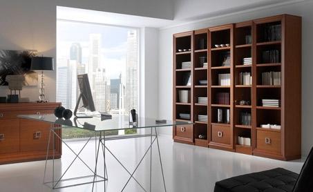 Despachos y muebles de oficina clasicos