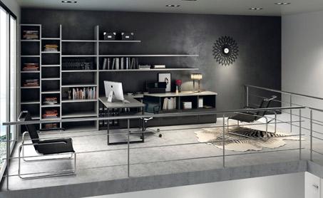 Despachos y muebles de oficina modernos