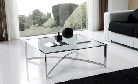 Mesas de centro modernas de Muebles Lara