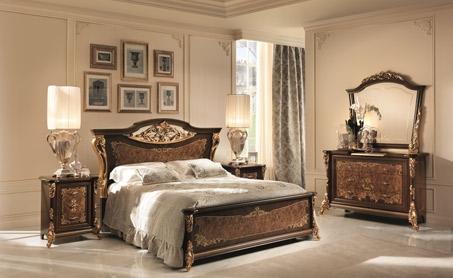 Dormitorios de alta decoracion en Muebles Lara