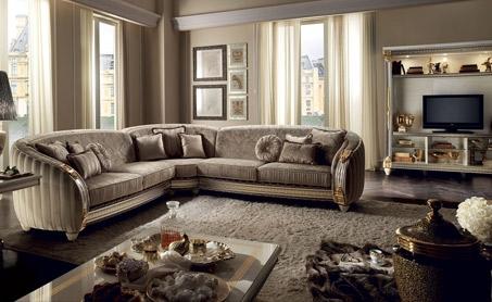Sofas y sillones de alta decoracion