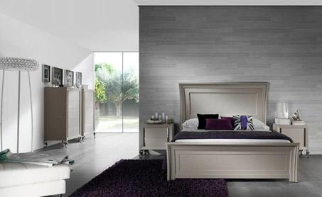 Dormitorios de matrimonio de estilo contemporaneo y clasico