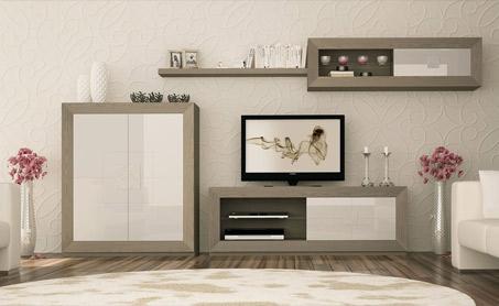Muebles de salon contemporaneos y clasicos