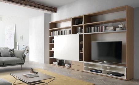 Salones y aparadores modernos de Muebles Lara